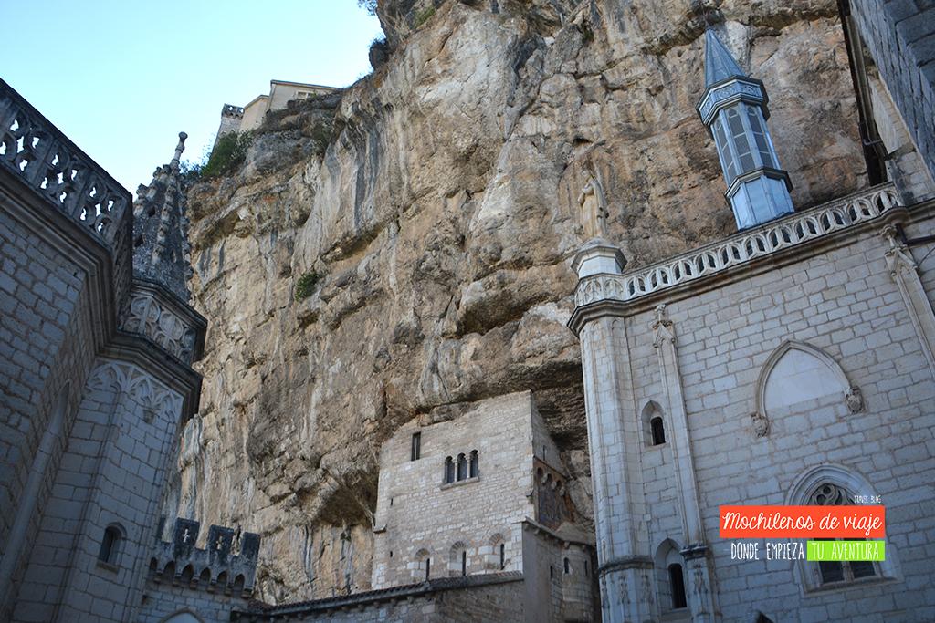 rocamadour santuario pueblos bonitos del sur de francia