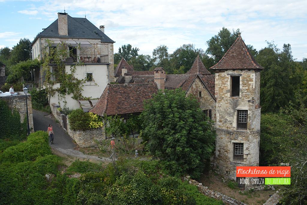 torres carennac francia
