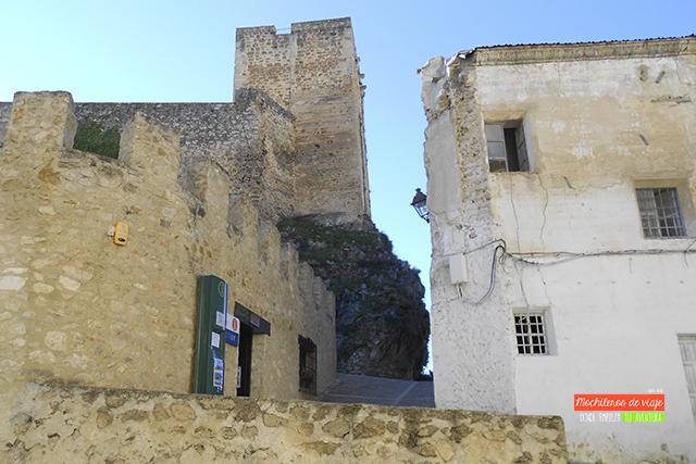 castillo de yeste pueblos bonitos de la sierra del segura