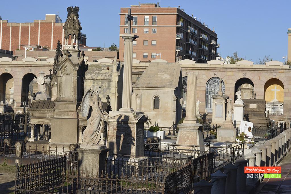 ruta por cementerios curiosos de españa