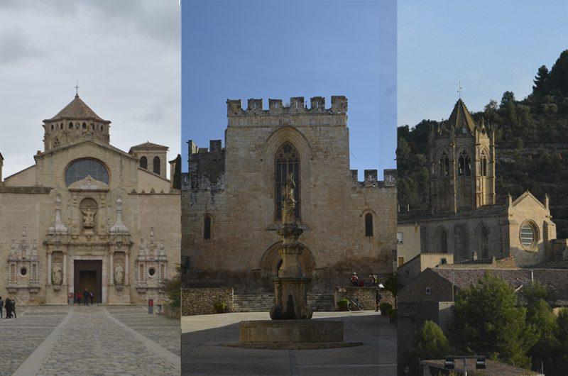 monasterios de la ruta del císter