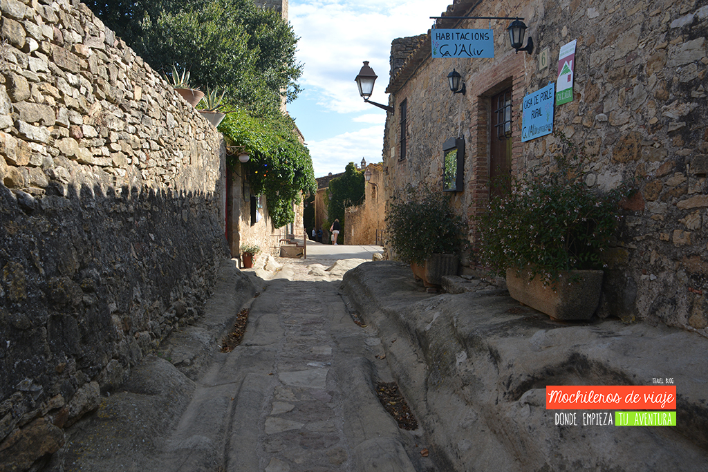 calle de la roca peratallada