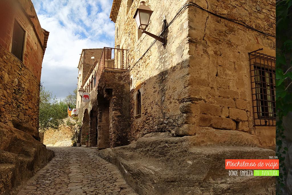 peratallada pueblos bonitos de catalunya