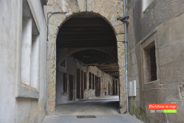 portal de sant anotni que ver en santa pau