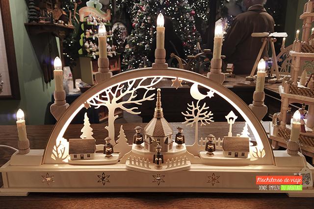 arcos de luces navidad