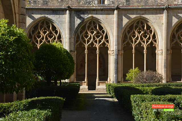 arcos monasterio de santes creus