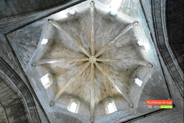 interior del cimborio