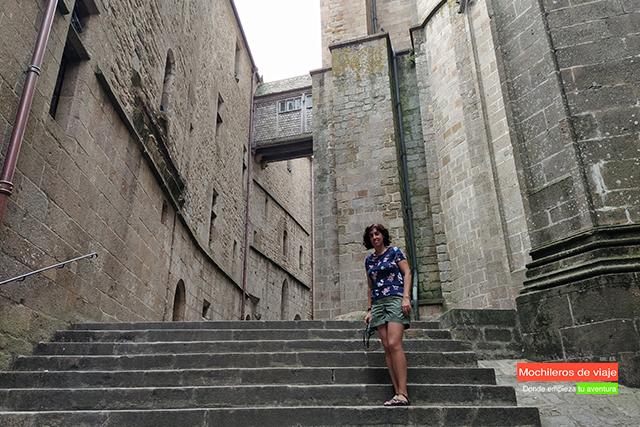 accesos abadía saint-michel