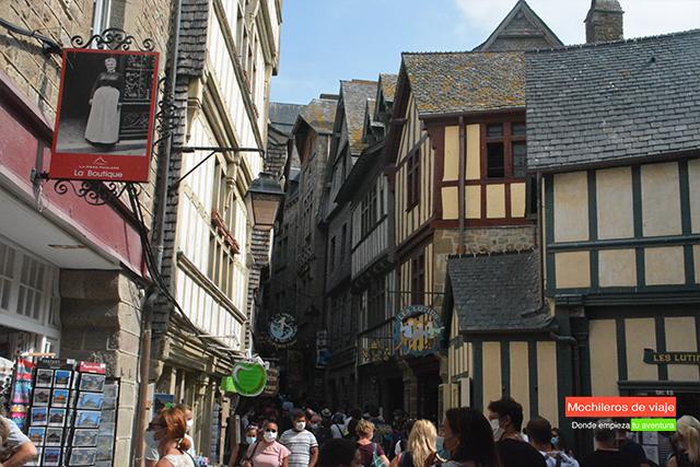 grande rue mont saint michel