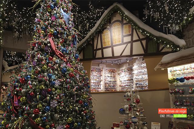 tienda de la navidad en barcelona káthe wohlfahrt