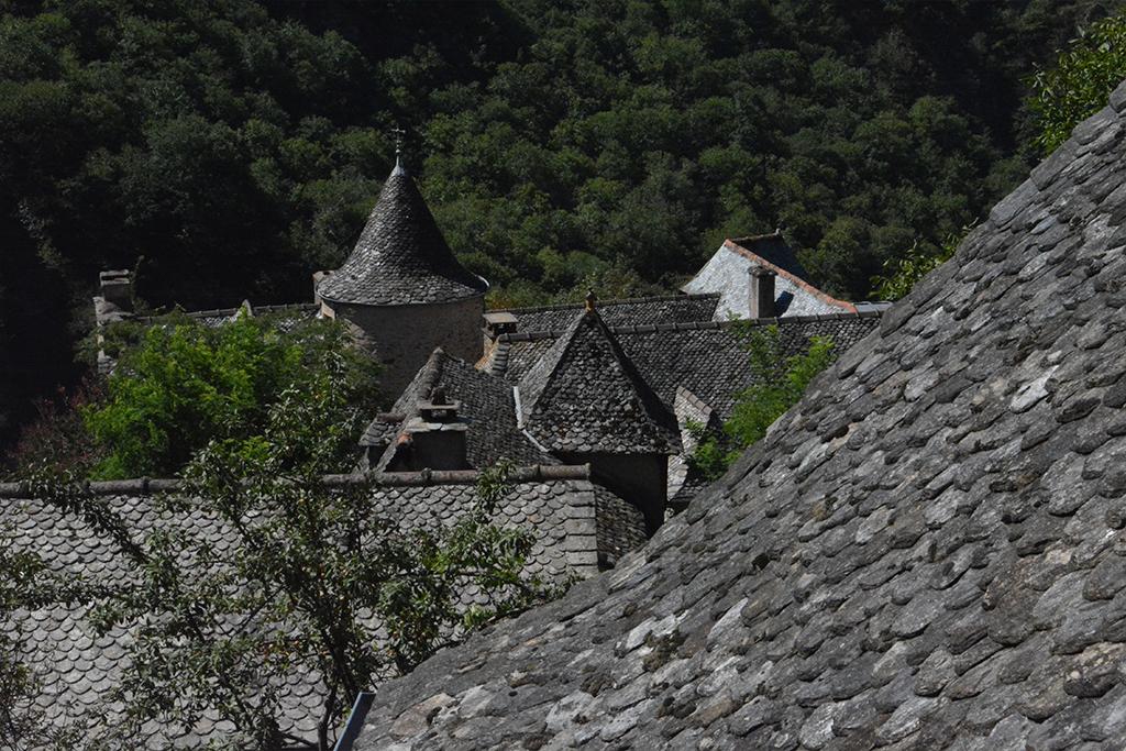 lascas tejados conques