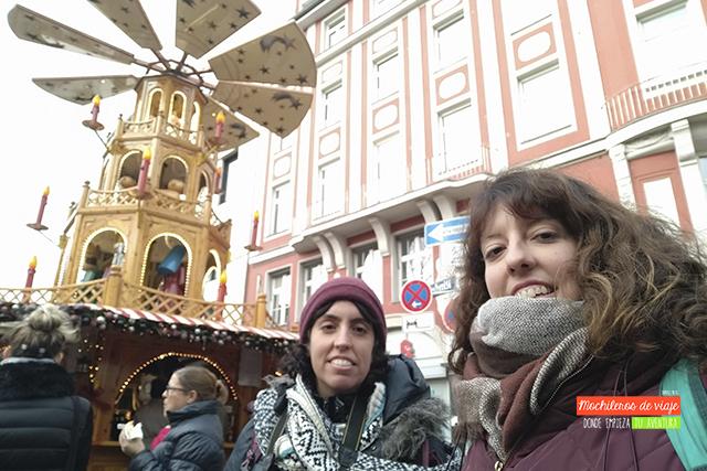 piramide de navidad mercados alemania