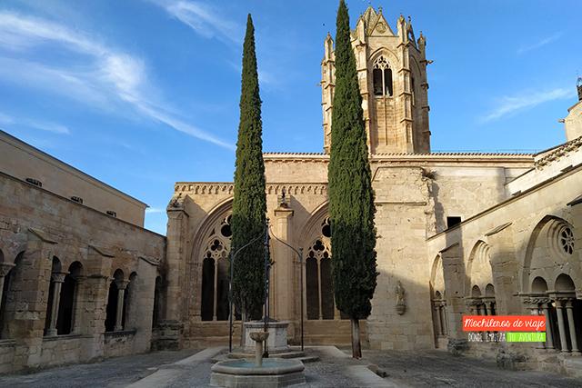 claustro de vallbona de les monges