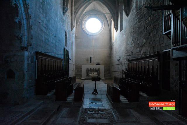 visita al monastrio de vallabona de les monges