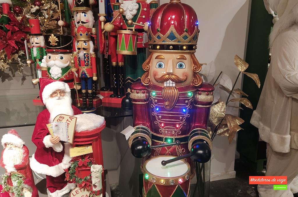 mejores tiendas de decoración navideña de barcelona