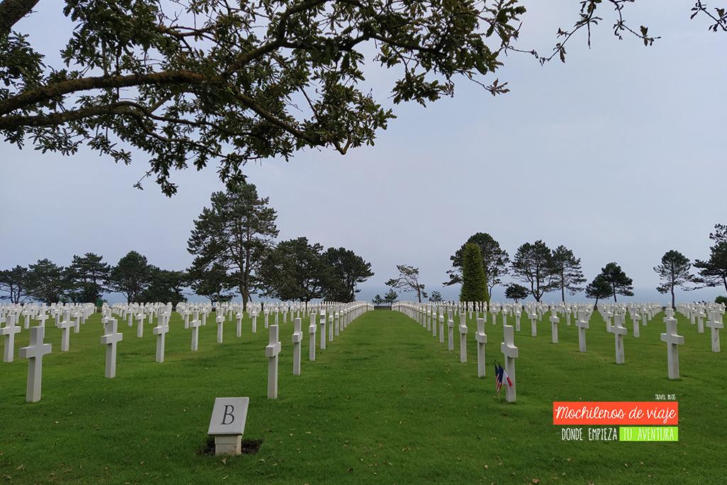 cementerio estadounidense