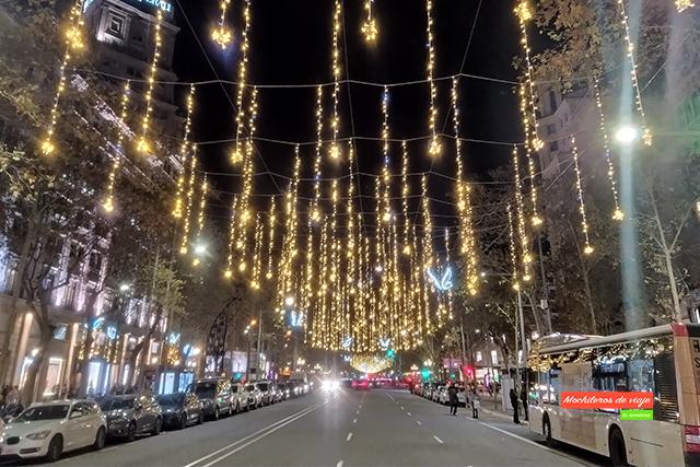 luces paseo de gracia 2020
