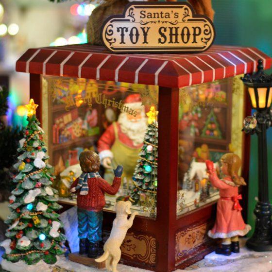 mejores tiendas de decoración navideña en Barcelona