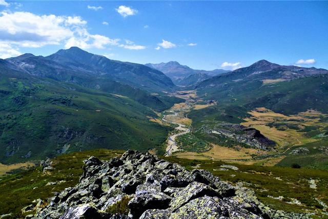 la montaña palentina