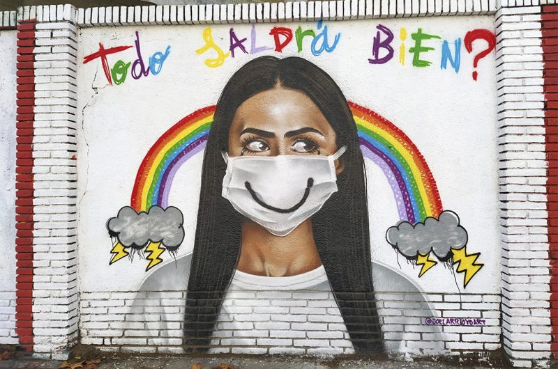 ruta del graffiti y street art por poblenou