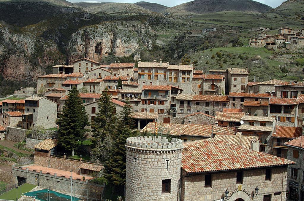 pueblos de catalunya
