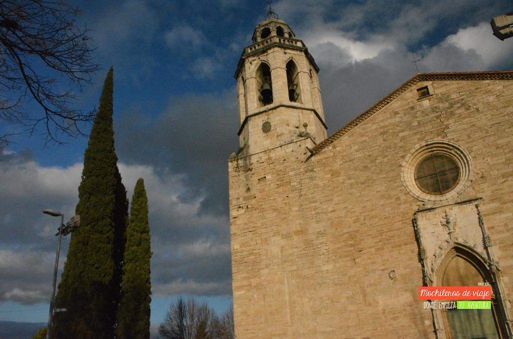 monasterio de sant esteve pueblos y excursiones en pla de l'estany