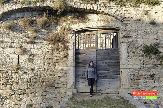murallas de banyoles