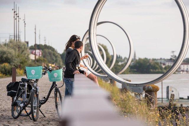 nantes en bici