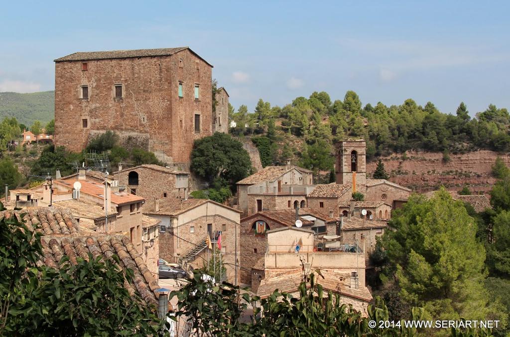 pueblos bonitos de catalunya rajadell