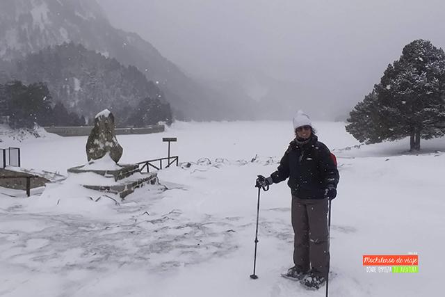sant maurici nevado