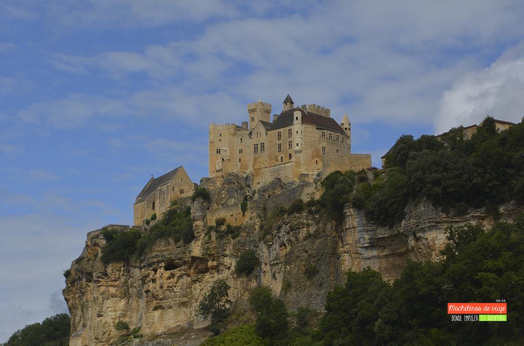 beynac et cannezac castillo