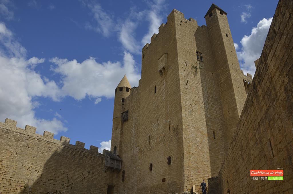 castillo de beynac