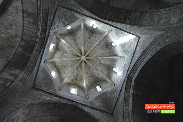 cimborio interior vallbona de les monges