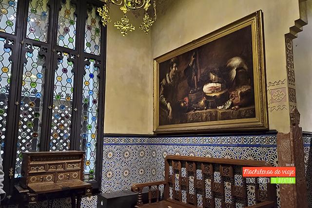 baldosas andaluzas casa amatller en barcelona