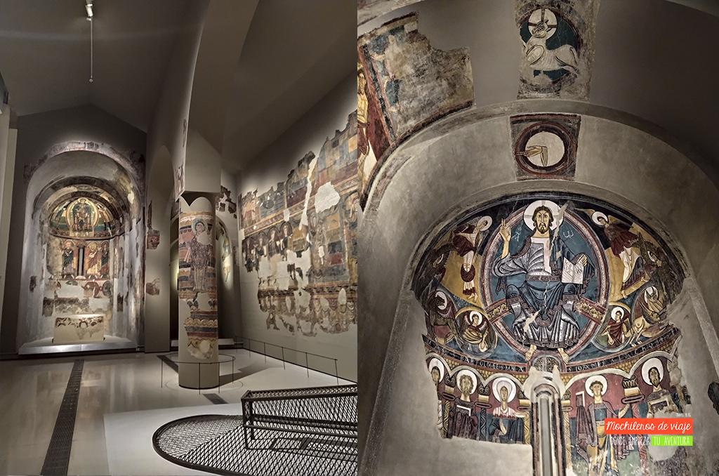 mnac frescos