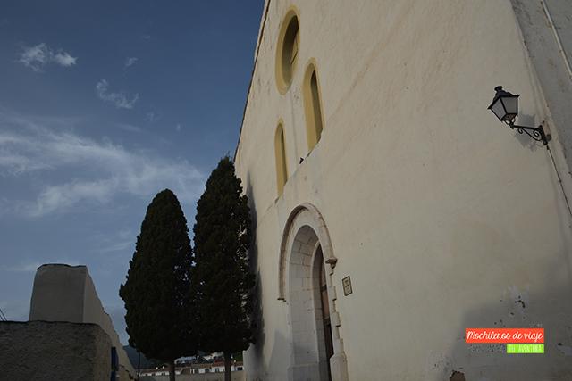 iglesia de santa maria de cadaqués
