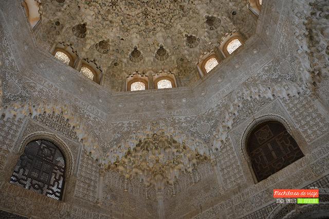 palacio nazaries alhambra granada en dos días