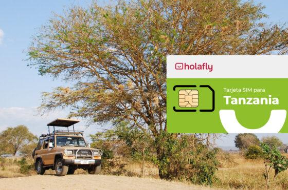 tarjeta sim para viajar a tanzania