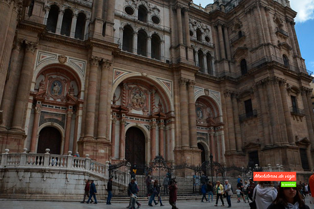 catedral ver málaga en dos días