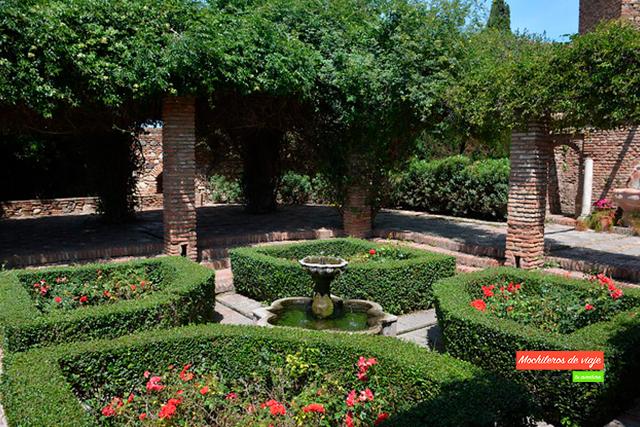 jardines de la alcazaba ver málaga en dos días