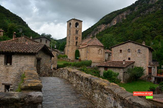 puente medieval de beget