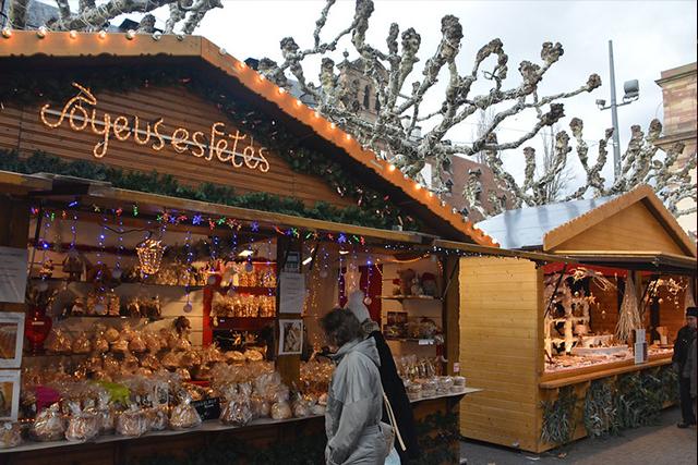 alsacia en navidad estrasburgo