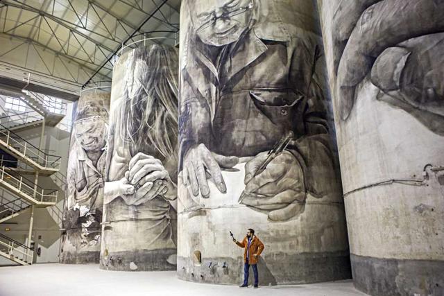 somaniego murales