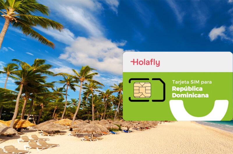 tarjeta sim para viajar a la república dominicana