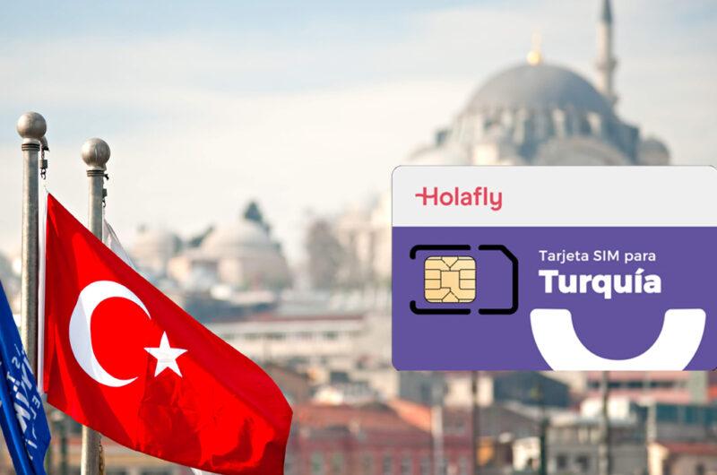 tarjeta sim para viajar a turquía